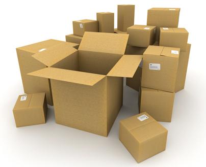 纸箱回收率低  快递包装回收的难点在哪里