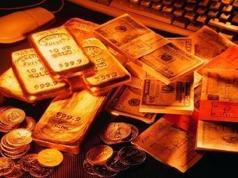金价周三微幅走高 受美元与美股双双下跌提振