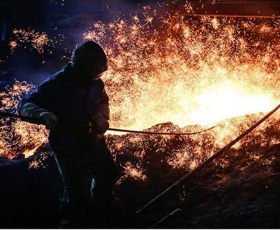 钢铁去产能去年去了6500万吨 今年要再去5000万吨