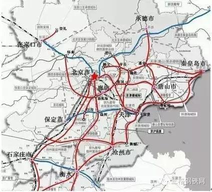 """""""十三五""""期间,将建成哈尔滨至佳木斯,青岛至连云港等30条铁路,建设"""